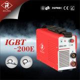 セリウム(IGBT-140E/160E/200E)が付いているインバーターIGBT溶接工