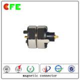 1pin magnético Pogo pin conector magnético macho hembra conector hembra