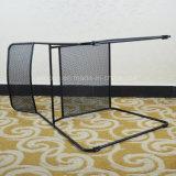 Стул мебели трактира металла провода отдыха черный (SP-MC062)