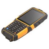 Explorador androide del código de barras Datalogic 3G WiFi Bleutooth RFID del programa de lectura portable rugoso de Ts-901