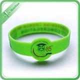 Профессиональный дешевый изготовленный на заказ Wristband силикона логоса