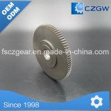 OEM del engranaje de transmisión de engranajes rectos para distintos dispositivos por Czgw