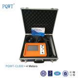 Lange Reichweiten-Feststeller-elektronischer Rohr-Wasser-Leck-Detektor Pqwt-Cl600 4m