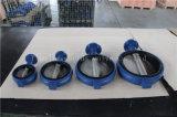 Всеобщая клапан-бабочка соединения фланца с сертификатами ISO Wras Ce