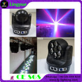 Bee Eye Stage Light 6X15W LED Mini Moving Head Wash