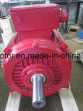 мотор трехфазной индукции 200kw электрический для водяной помпы