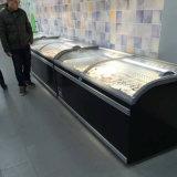 Превосходный тип коммерчески витрина Aht качества замораживателя комода