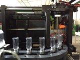 Máquina que sopla de la botella automática del animal doméstico con el molde
