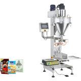 Latas do pó do pó de leite da máquina de enchimento que alimentam a máquina de etiquetas de enchimento e de empacotamento