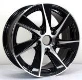 Automóvil rueda de la aleación de aluminio de 15 pulgadas con el OEM y el ODM: