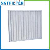 Nuovo filtro dell'aria di filtro dell'aria del comitato pieghettato del blocco per grafici risparmio di temi primario di alluminio
