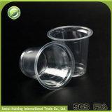 [1وز/40مل] شفّافة بلاستيكيّة مرق/[بورأيشن/] إختبار فنجان مع غطاء