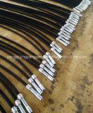 Flexible Antriebswelle für Benzin-Betonverdichter 45mm