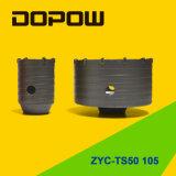 Le trou a vu le coupeur Dopow Zyc-Ts50-105mm