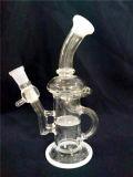 Cachimbo de água de fumo da tubulação de água da tubulação AA-86 de vidro