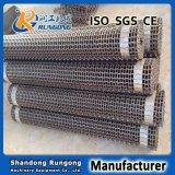 Banda transportadora del alambre de herradura del acero inoxidable