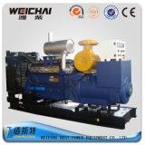 Van de Diesel van Weifang Reeks Generator van Genset 300kw de Gemeenschappelijke Reserve met Goedgekeurd Ce