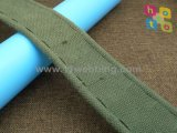 Katoenen/van het Nylon/van de Polyester Singelband voor Militaire Patroongordel
