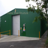 Costruzioni agricole della struttura d'acciaio per il magazzino