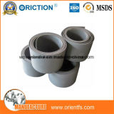 No guarnición de freno moldeada asbesto en rodillo