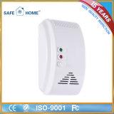 De Detector van het Lek van het Gas van het huishouden 220V AC/12V gelijkstroom met de Output van het Relais
