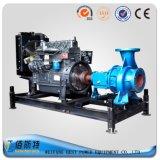 Unidad Diesel Portátil Bomba de agua de lucha contra incendios