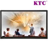 84 pulgadas - pantalla plana interactiva de la alta definición