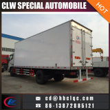 Dongfeng 15ton abkühlendes Kasten-LKW-Träger-Reffer-LKW-Gerät