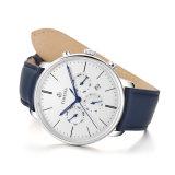 Uhr-wasserdichte Quarz-Armbanduhr-Chronograph-Uhr 72693 der Form-Männer