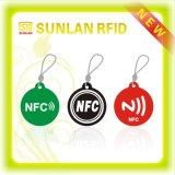Wijd Gebruikt ABS Plastic Teken RFID voor Metro/Vervoer met binnen Spaander NFC