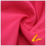 agua de 50d 300t y de la ropa de deportes tela tejida chaqueta al aire libre Viento-Resistente 100% del filamento del poliester del telar jacquar abajo (53176A)
