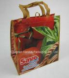 Sacchetto non tessuto dell'alimento, sacchetto di Tote (BG1108)