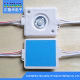 Módulo impermeable de 3W LED para hacer publicidad de la iluminación del rectángulo