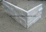 벽 클래딩을%s 자연적인 백색 석영 문화적인 돌