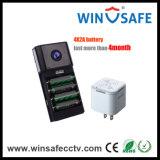 Videocamera del campanello senza fili del IP e del carillon dell'interno
