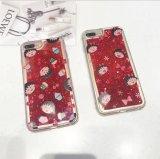 더하기 iPhone 7을%s 만화 인쇄 세포 또는 이동 전화 덮개