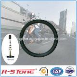 Chambre à air butylique de moto chaude de la vente 2.75-17 de la Chine