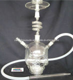 OEMのより安いガラス煙る水ぎせるの管