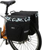 Double sac arrière de vélo de Pannier (HBG-007)