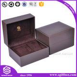 Cadre de montre de empaquetage mat de luxe de papier de contact de Solf