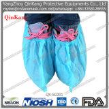 Couverture remplaçable non tissée de chaussure de dérapage de fournitures médicales anti