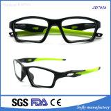 Vidrios ópticos de los nuevos del diseño marcos cuadrados populares de las lentes Tr90