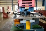 Ironworker hidráulico de Conbined, Ironworker universal com perfurador e função da estaca