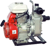 1.5 pompa ad acqua di innesco di auto del combustibile della benzina del motore di pollice 152f