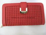 O tamanho Mz005 grande tricotaram manualmente/a carteira das mulheres projeto do Weave/senhora quente Bolsa da venda