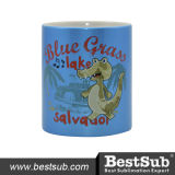 11oz Sparkling Mug (Light Blue) (B17QLZ)