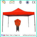 Polyurethane revestido 600d * 600d Poliéster Anti-UV Outdoor Umbrella Fabric