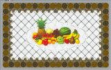 Tablecloth transparente impresso PVC de Colorfull da venda por atacado independente da fábrica do projeto 90*145cm