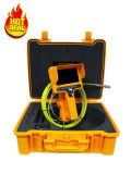 Sistema Handheld del elemento de control de Wopson para la cámara del examen de la alcantarilla con la pista de cámara de 23m m