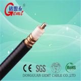 CCTV Cable Rg59 + 2c RG58 RG6 RG11 Combo Coxial Cable con Messager CCC / Bc / CCS